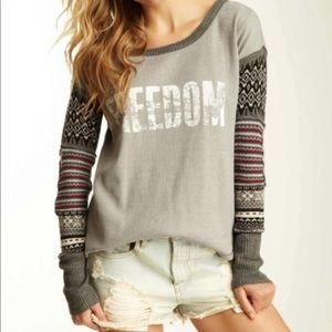 Free People Freedom Thermal Top